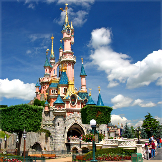 Secrets de disneyland paris