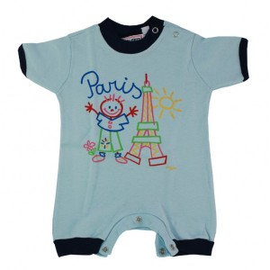 Body paris dessin enfant