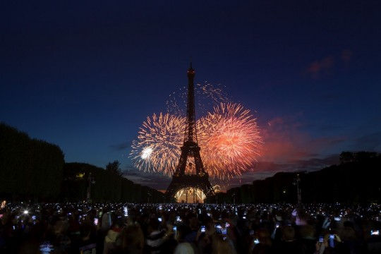Feu artifice france